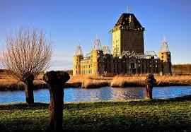 leeg kasteel