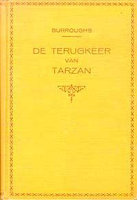 omslag Tarzan
