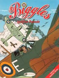 Biggles spitfire