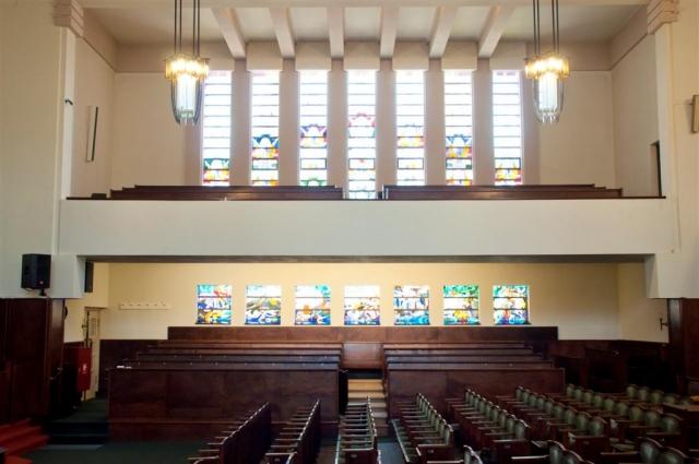 jeruzalemkerk glas in lood 1