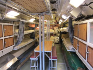 Hr_Ms_Tonijn_aft_torpedo_compartment
