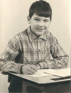 Martin in de schoolbank 2